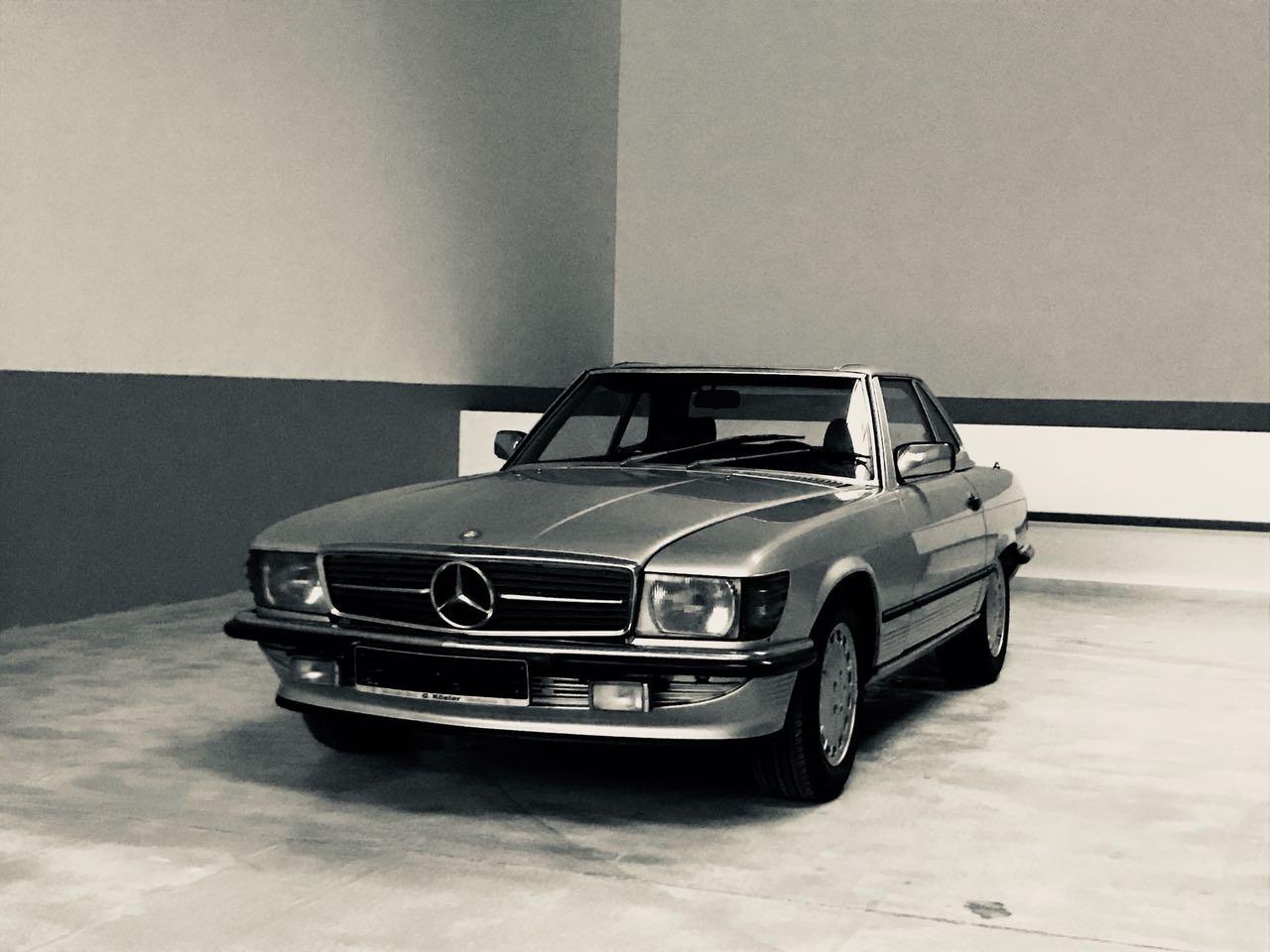 Autohaus BS SL R107