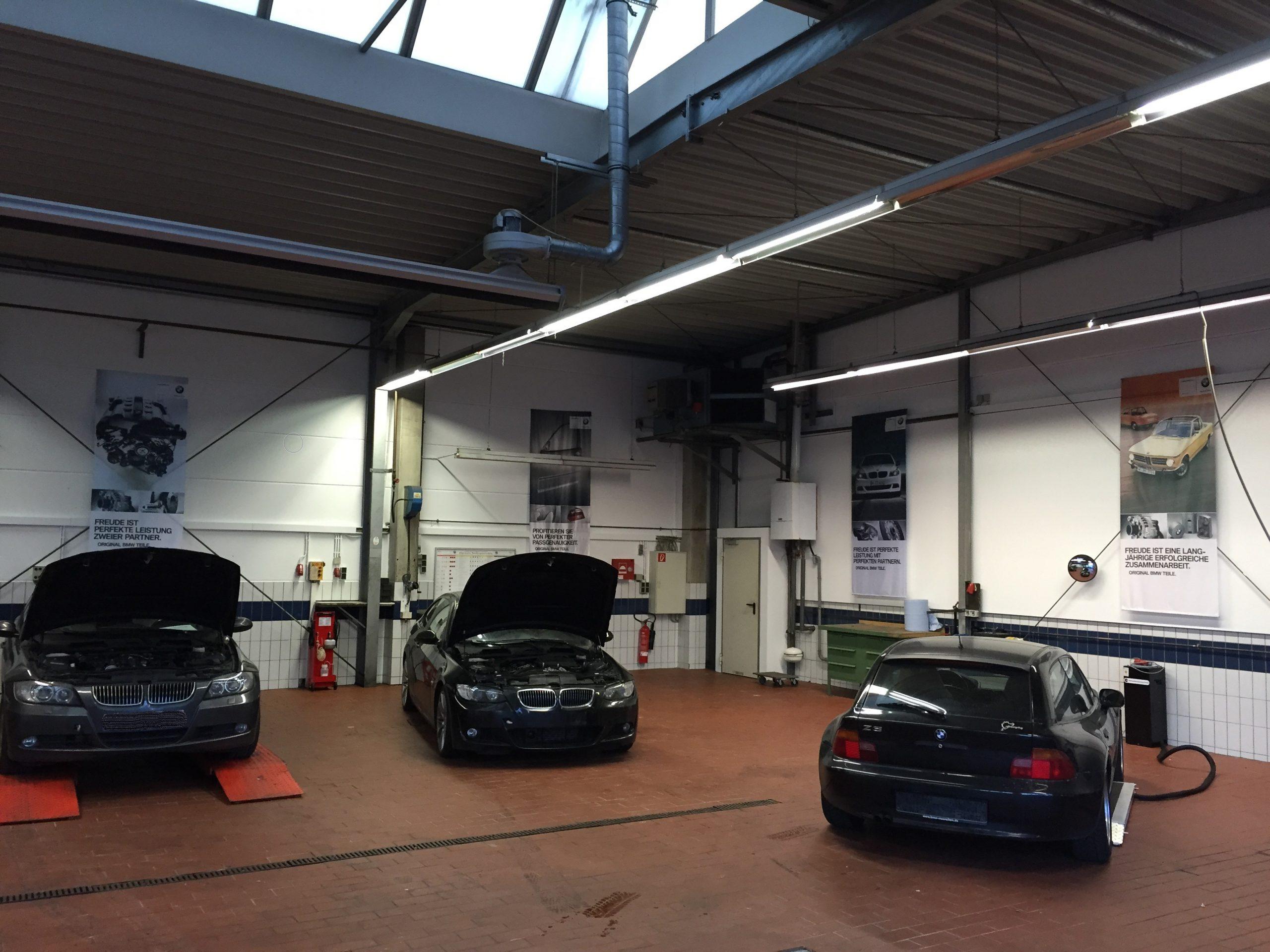 Autohaus BS Werkstatt 1