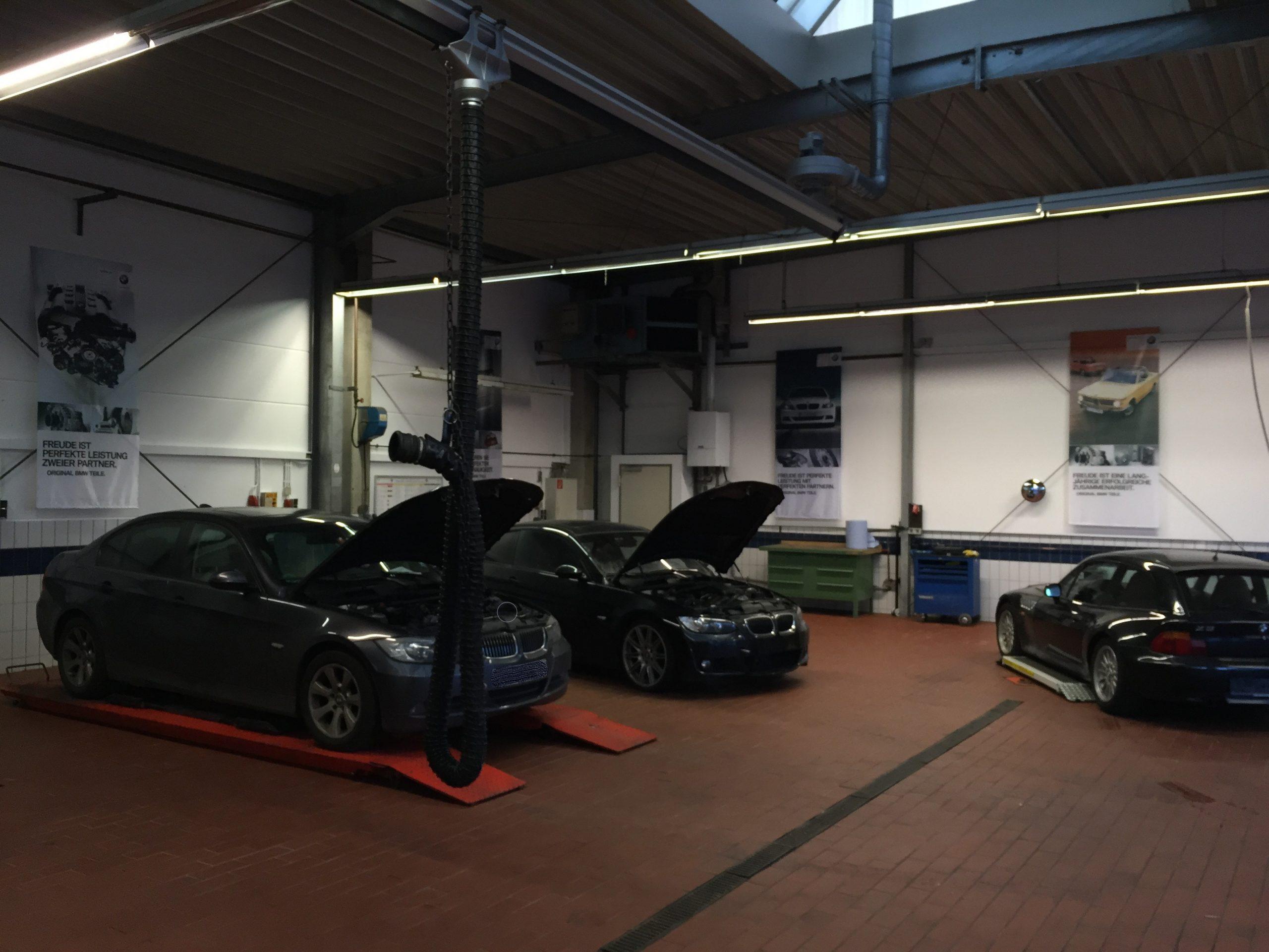 Autohaus BS Werkstatt 3